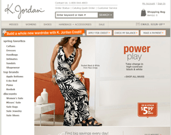 K. Jordan Promo Codes