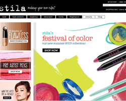 Stila Cosmetics Promo Codes 2018