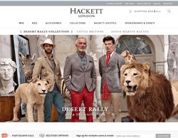Hackett Discount Code
