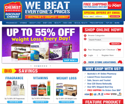 Chemist Warehouse Promo Codes 2018