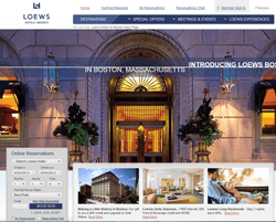 Loews Hotels Promo Codes 2018