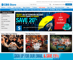 CBS Store Coupons 2018