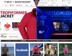 Scottevest Promo Codes