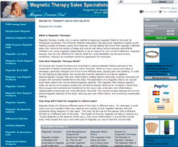 Magnetic Therapy Sales Specialists Promo Codes