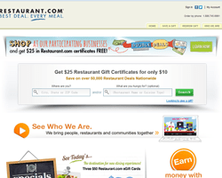 Restaurant.com Promo Codes 2018