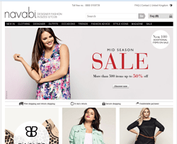 Navabi UK Discount Code 2018