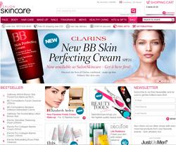Salon Skincare Vouchers 2018