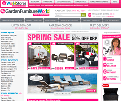 Garden Furniture World Discount Code
