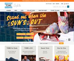 TOMS UK Discount Code