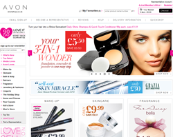 Avon UK Discount Code 2018