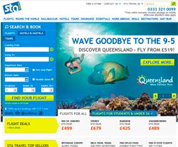 STA Travel UK Discount Code