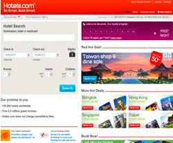 Hotels.com Singapore Promo Codes