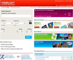 Hotels.com Canada Promo Codes