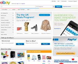 eBay Ireland Promo Codes 2018