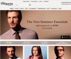 TM Lewin UK Discount Code