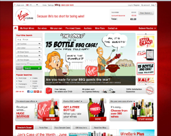 Virgin Wines UK Discount Code 2018