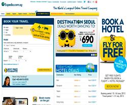 Expedia Singapore Promo Codes