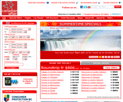Canadian Affair Canada Promo Codes