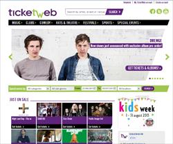 TicketWeb UK