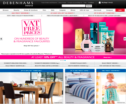 Debenhams Ireland Promo Codes 2018