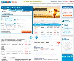 CheapOair UK Discount Code