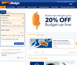 Budget UK Discount Code