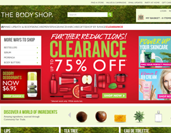 The Body Shop Australia Promo Codes 2018