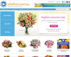 Teleflora Australia Promo Codes