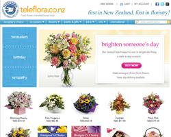 Teleflora New Zealand Promo Codes 2018