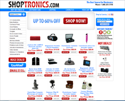 Shop Tronics Promo Codes