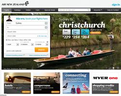 Air New Zealand Australia Promo Codes