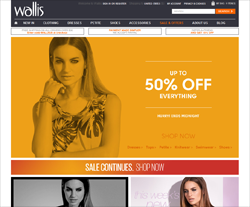 Wallis Promo Code