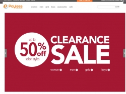 Payless Shoes Promo Codes 2018