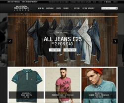 Burton Menswear Promo Code