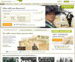 Ancestry UK Discount Code
