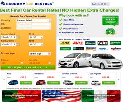 Economy Car Rentals Promo Codes