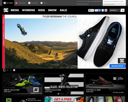 Dcshoes.com Australia Promo Codes