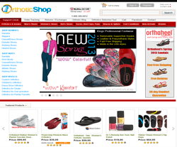 Orthotic Shop Coupon