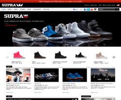 SUPRA Footwear Promo Codes