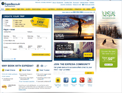 Expedia UK Discount Code 2018