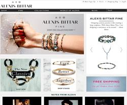 Alexis Bittar Promo Code