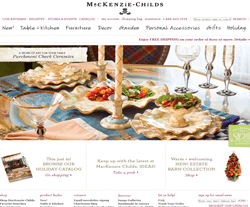 MacKenzie-Childs Promo Codes