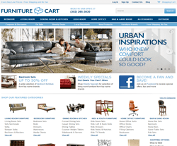 Furniture Cart Coupons