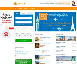 Tripsta UK Discount Code