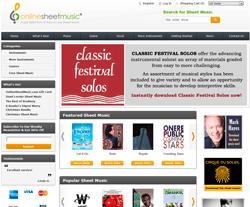 Online Sheet Music Coupon