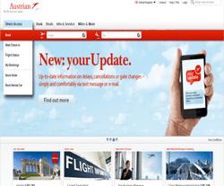 Austrian Airlines UK Discount Code