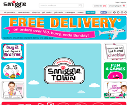 Smiggle Australia Promo Codes 2018