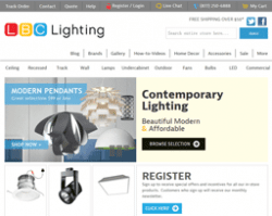 LBC Lighting Promo Codes