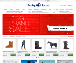 Derby House Discount Code