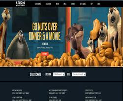 Studio Movie Grill Promo Codes